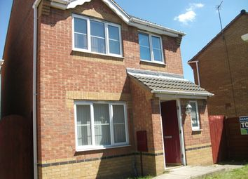 Thumbnail 3 bed detached house to rent in Bowling Green Road, Gainsborough