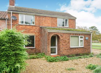 Thumbnail 4 bed semi-detached house for sale in Church Street, Middle Rasen