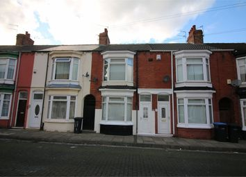 Thumbnail 3 bedroom terraced house for sale in Berner Street, Middlesbrough