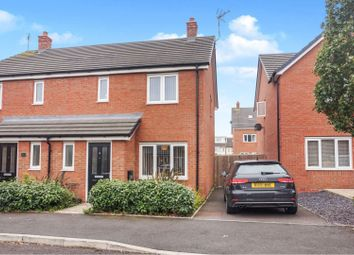 3 bed semi-detached house for sale in Bucksey Close, Coventry CV6