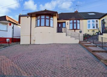 Thumbnail 4 bed semi-detached bungalow for sale in Dovedale Avenue, Clayhall, Ilford, Essex