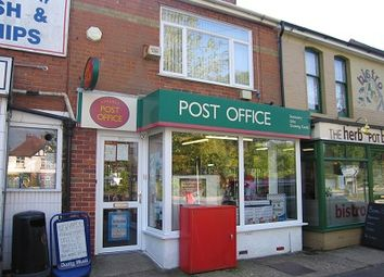 Thumbnail Retail premises for sale in 173 Lyndhurst Road, Ashurst, Southampton