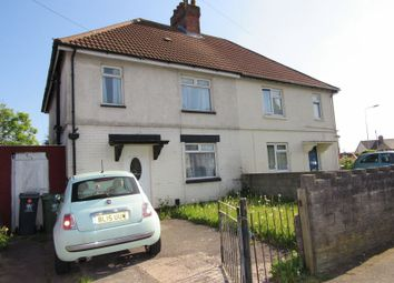 Thumbnail 3 bedroom semi-detached house for sale in Archer Road, Cardiff