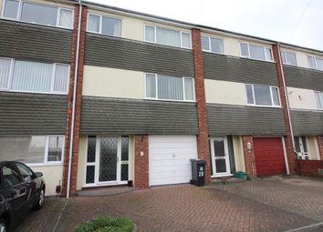 Thumbnail 3 bed town house for sale in Eaton Close, Fishponds, Bristol