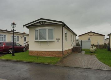 Thumbnail 1 bedroom mobile/park home for sale in Hill Top Park, Princethorpe, Rugby
