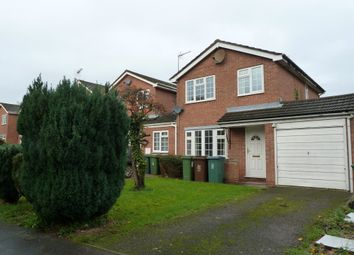 Thumbnail 3 bed detached house to rent in The Badgers, Buckingham