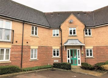 Thumbnail 2 bedroom flat to rent in Regal Place, Peterborough