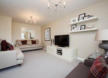 "Thumbnail 4 bed detached house for sale in ""Drumoig"" at Liberton Gardens, Liberton, Edinburgh"