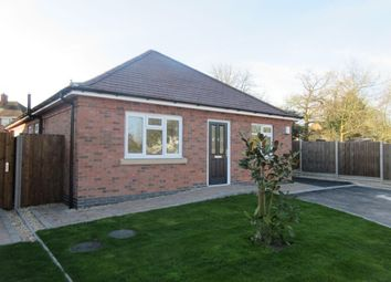 Thumbnail 3 bed detached bungalow for sale in Brooks Close, Sileby