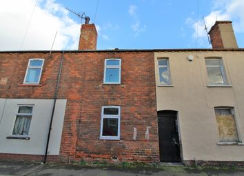 Thumbnail 2 bed terraced house for sale in Britannia Terrace, Gainsborough