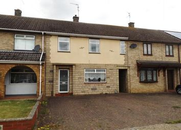 Thumbnail 3 bedroom terraced house for sale in Swale Avenue, Peterborough