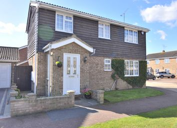 Thumbnail 4 bed detached house for sale in 33 Neil Armstrong Way, Leigh-On-Sea, Essex