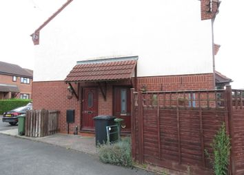 Thumbnail 1 bed terraced house to rent in Regent Gardens, Hereford