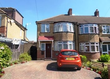 Thumbnail 3 bed end terrace house for sale in Chessington Hill Park, Chessington