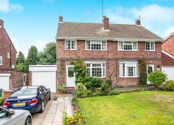 Thumbnail 3 bed semi-detached house for sale in Carlton Road, Redhill
