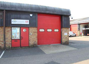 Thumbnail Light industrial to let in 17 Riverside Park Industrial Estate, Farnham