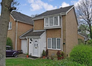 Thumbnail 2 bed link-detached house for sale in Catkin Close, Walderslade, Chatham, Kent