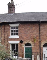 Thumbnail Terraced house to rent in Providence Row, Drinkwater Street, Shrewsbury