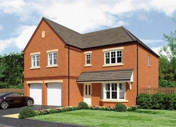 "Thumbnail 5 bed detached house for sale in ""Jura"" at Radbourne Lane, Derby"
