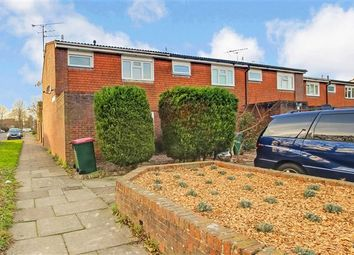 Thumbnail 3 bed end terrace house to rent in Salvington Road, Crawley