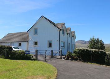 Thumbnail 4 bed detached house for sale in Clachan, Staffin
