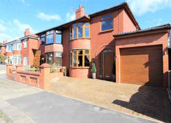 Thumbnail 3 bed semi-detached house for sale in Birkdale Drive, Bury