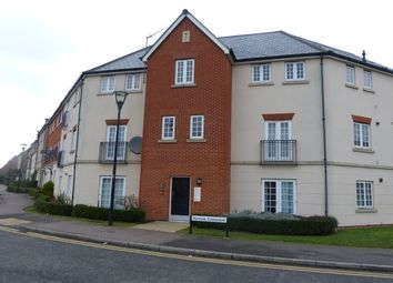 Thumbnail 2 bedroom flat to rent in Harlow Crescent, Oxley Park