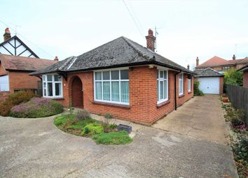 Thumbnail 3 bedroom bungalow for sale in Fleetwood Road, Felixstowe