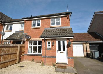 Thumbnail 3 bedroom end terrace house for sale in Evans Way, Old Catton, Norwich