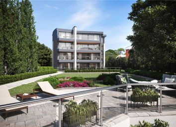 Thumbnail 3 bed flat for sale in Martello Park, Canford Cliffs, Poole, Dorset