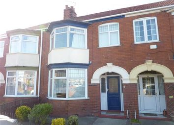 Thumbnail 3 bed terraced house to rent in Yarborough Road, Grimsby