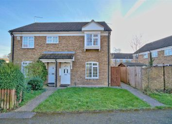 Thumbnail 3 bed semi-detached house to rent in Lambourn Close, Trumpington, Cambridge