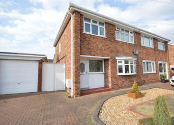 Thumbnail 3 bed semi-detached house for sale in Horstone Road, Great Sutton, Ellesmere Port