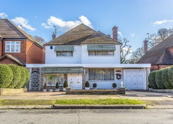 Thumbnail 4 bed detached house for sale in Brockley Avenue, Stanmore