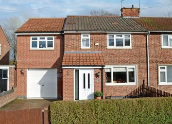Thumbnail 5 bedroom semi-detached house for sale in Chaloners Road, York