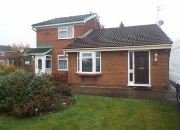 Thumbnail 2 bedroom semi-detached bungalow for sale in Prestwich Hills, Prestwich, Manchester
