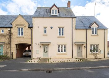 Thumbnail 3 bed terraced house for sale in Beceshore Close, Moreton In Marsh, Gloucestershire