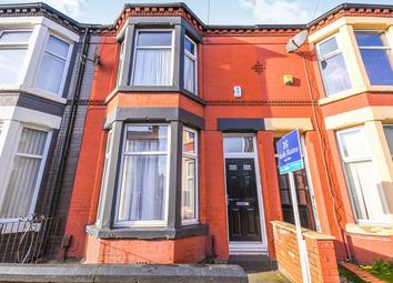 Thumbnail 3 bed terraced house for sale in Cobham Avenue, Walton, Liverpool