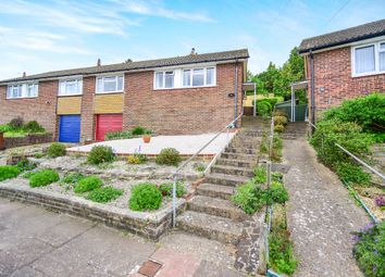 Thumbnail 3 bed semi-detached bungalow for sale in Twineham Road, Eastbourne