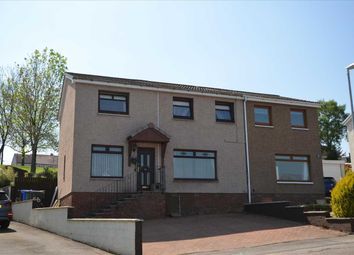 Thumbnail 4 bed semi-detached house for sale in Carseview, Bannockburn, Stirling