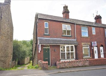 Thumbnail 2 bed end terrace house for sale in Chapel Road, Whaley Bridge, High Peak