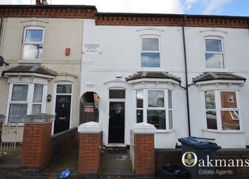 Thumbnail 6 bed terraced house for sale in Harrow Road, Birmingham, West Midlands.