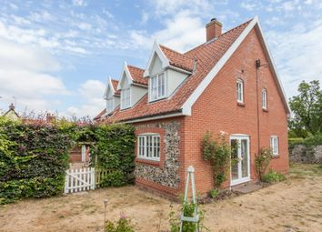 5 bed detached house for sale in Marsh Lane, New Buckenham, Norwich NR16