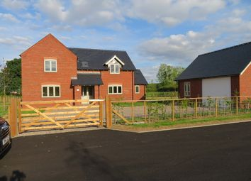 Thumbnail 4 bed detached house for sale in Breinton Leyse, Breinton, Hereford