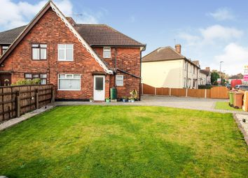 Thumbnail 3 bedroom semi-detached house for sale in Plum Tree Way, Scunthorpe