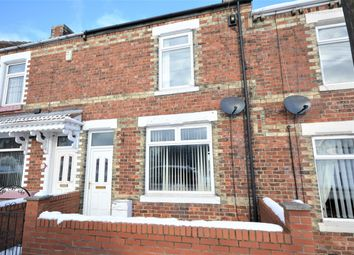 2 bed terraced house for sale in Mary Terrace, Coronation, Bishop Auckland DL14