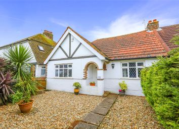 Thumbnail 3 bed bungalow for sale in Grinstead Lane, Lancing, West Sussex