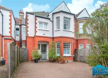 Thumbnail 4 bed terraced house for sale in Queens Avenue, Finchley, London