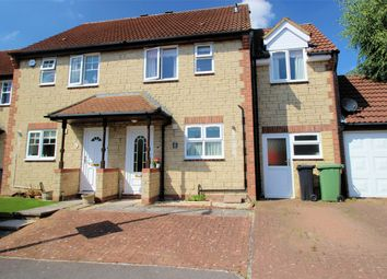 Thumbnail 3 bedroom end terrace house for sale in Couzens Close, Chipping Sodbury, South Gloucestershire