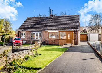 Thumbnail 2 bedroom semi-detached bungalow for sale in Cross Green Drive, Dalton, Huddersfield